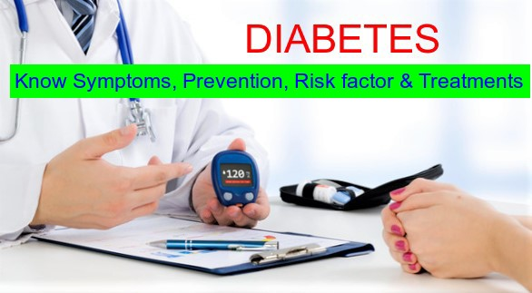 Diabetes Mellitus – Symptoms, Prevention, Risk factor & Treatment