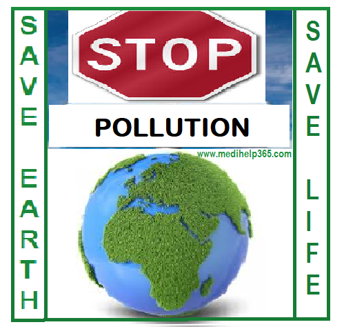 STOP THE POLLUTION & SAVE LIFE